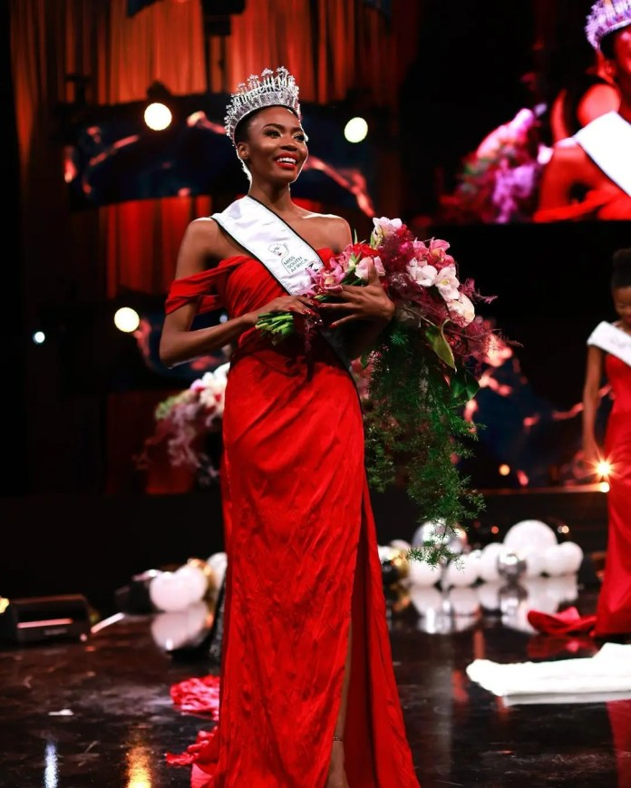 Miss SA 2021 Lalela Mswane targets unemployment among youth