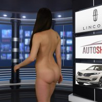 Isabella Rossini - Naked News (Wheelz)
