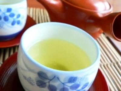 緑茶でカテキン