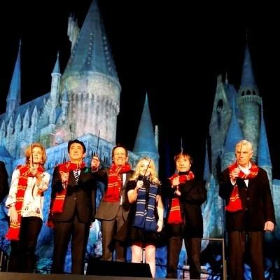 ハリー・ポッターの世界を忠実に再現した「The Wizarding World of Harry Potter