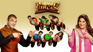 Comedy Circus 2018 Contestants, Judges, Host, Timing