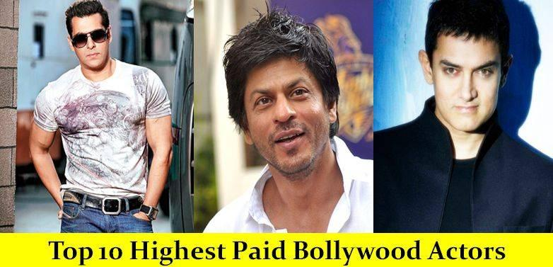 Top 10 Highest Paid Bollywood Actors of 2019 (Male)