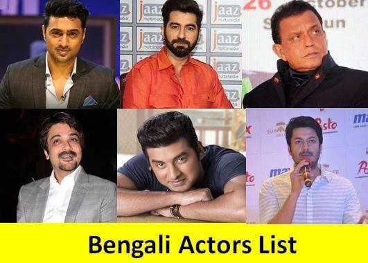 Bengali Actors List | Bengali Heroes Names List, Photos, Images