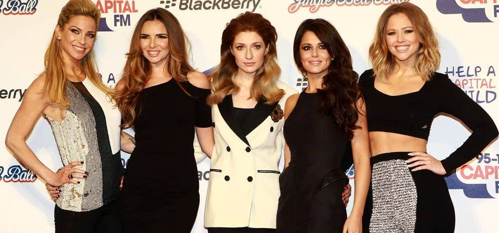 Cheryl Girls Aloud