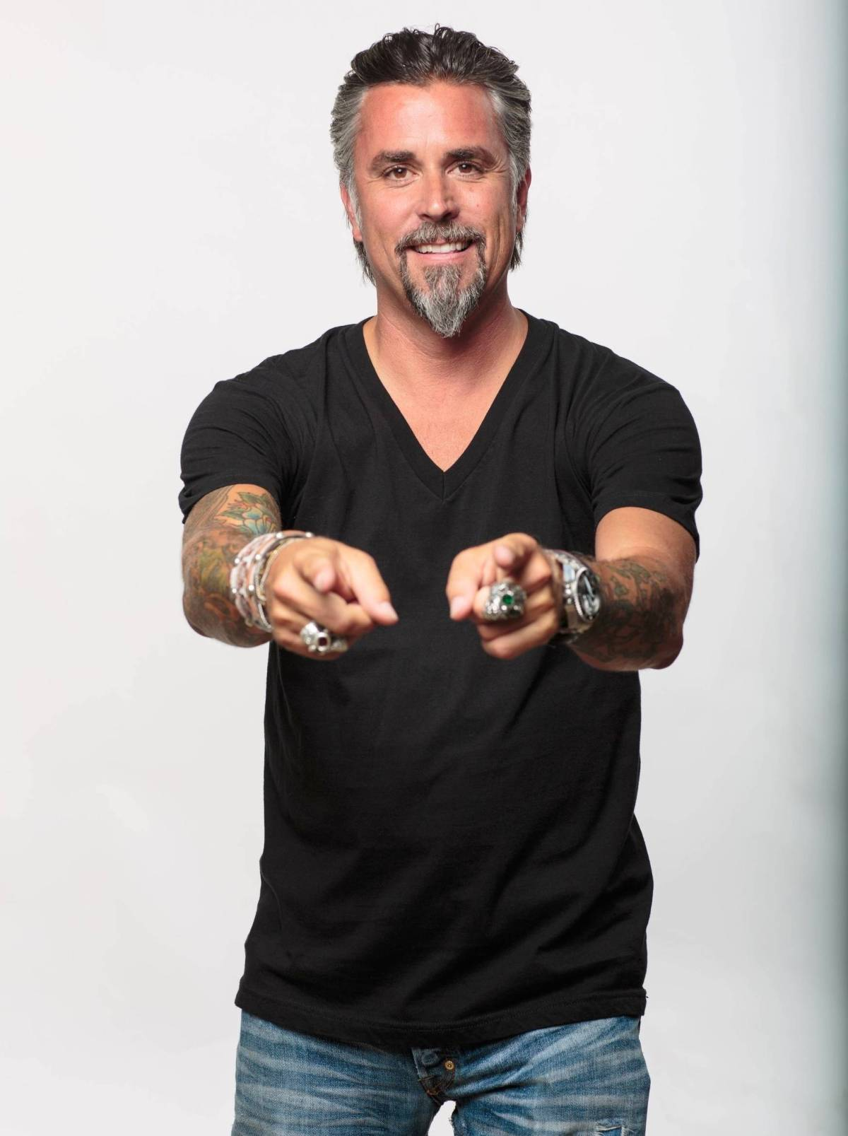 Richard Rawlings Gas Monkey Garage