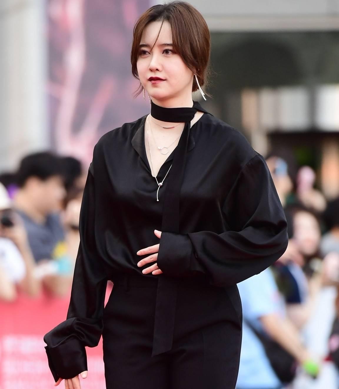 Actress Ku Hye Sun