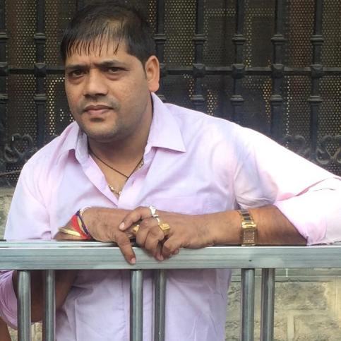 Gajendra Bhati, ex-husband of Sushma Nekpur