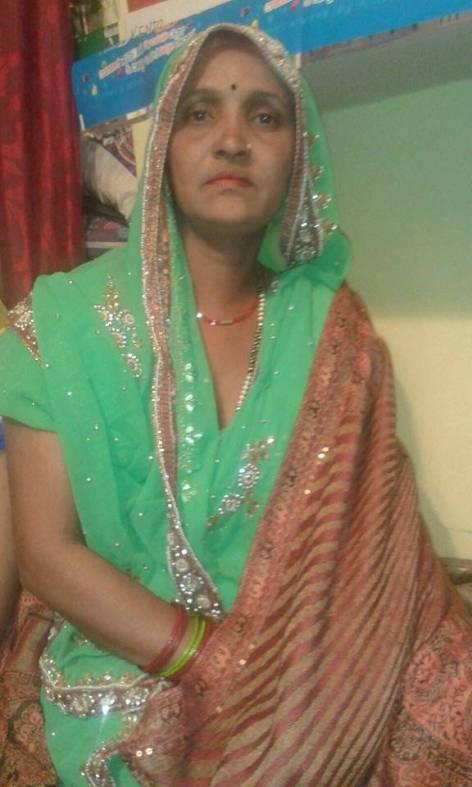 Sushma Nekpur's mother