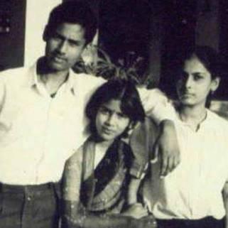 The photo of Sakshi Tanwar's childhood