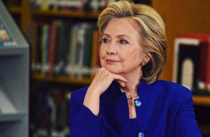Hillary Diane Rodham Clinton is an American Politician and Book Author