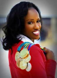 "Jacqueline ""Jackie"" Joyner-Kersee is An American Retired Track and Field Athlete Body Measurements Net Worth Bra Shoe Size"