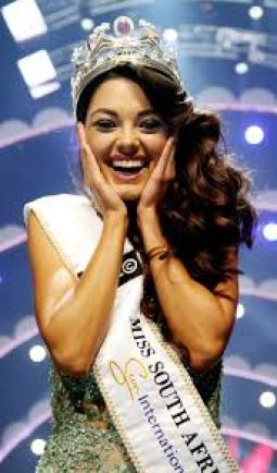 Miss South Africa 2017 Demi-Leigh Nel-Peters Body Measurements Relationships Net Worth Bra Size Height Weight Biography Age Career Profile Favorite