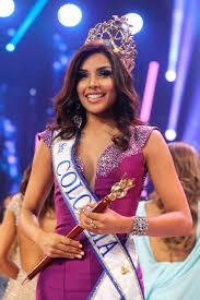 Miss Colombia Laura Gonzalez CBody Measurements Relationships Net Worth