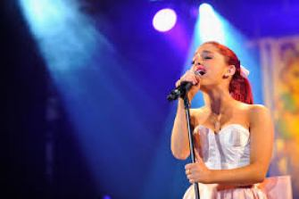 Ariana Grande Ariana Grande-Butera Favorite Things Movie Song Place Food Drink Brand Animal