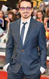 Robert Downey Jr. Weight Height Hair Color Chest Size Complexion