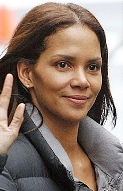 Halle Berry Without Makeup Pictures