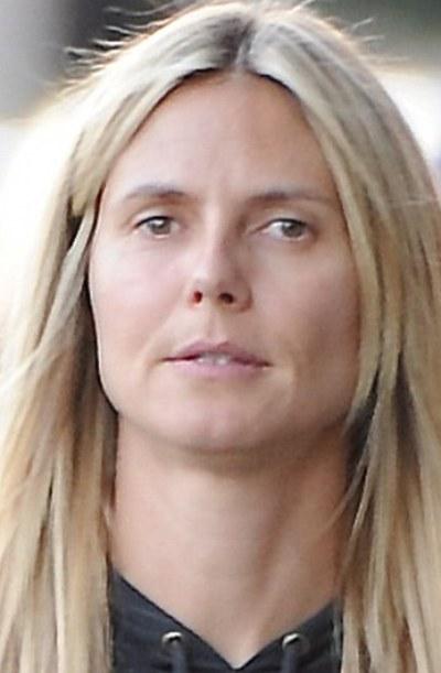 Heidi Klum No Makeup Pictures
