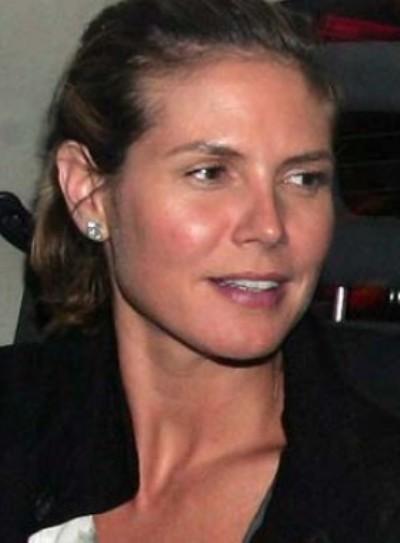 Heidi Klum Without Makeup