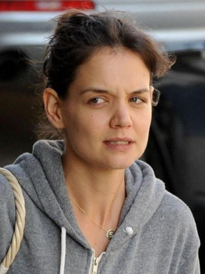 Katie Holmes Without Makeup Pictures
