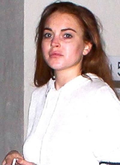 Lindsay Lohan No Makeup Pictures