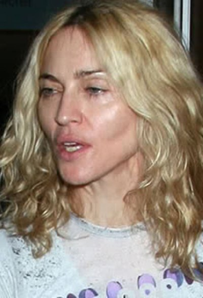 Madonna No Makeup Pictures