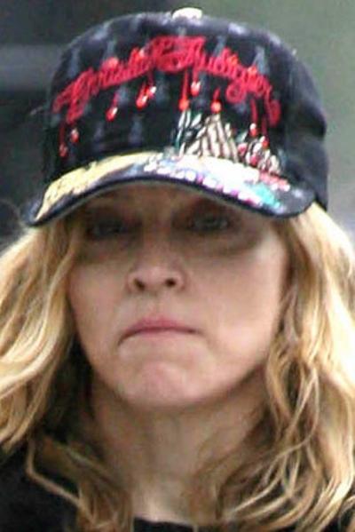 Madonna No Makeup Images
