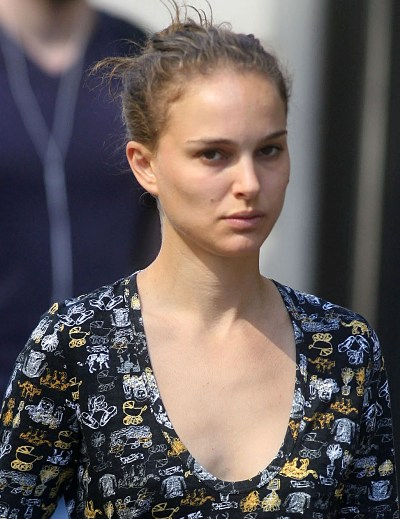 Natalie Portman No Makeup Pictures