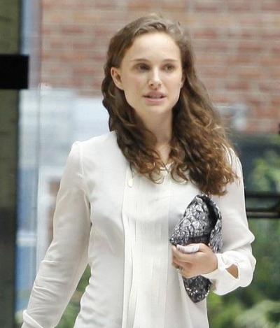 Natalie Portman Without Makeup Pictures