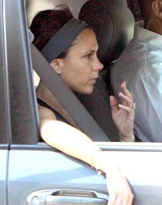 Victoria Beckham Without Makeup