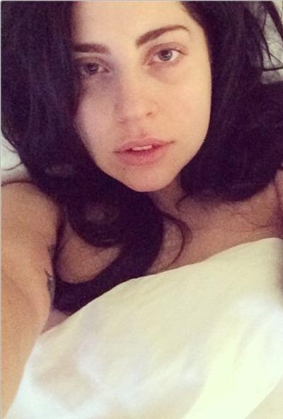 Lady Gaga No Makeup Photos