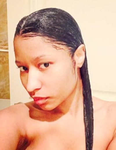 Nicki Minaj Without Makeup Pictures