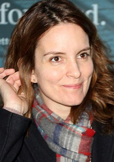 Tina Fey No Makeup