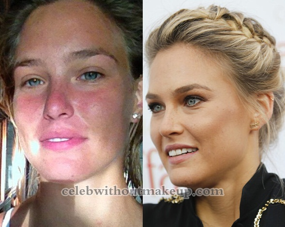 Bar Refaeli No Makeup