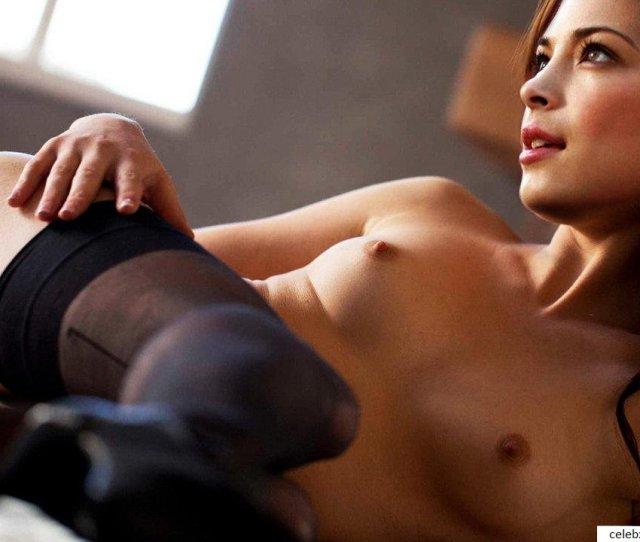 Kristin Kreuk Smallville Co Star Celebrity Leaked Nude