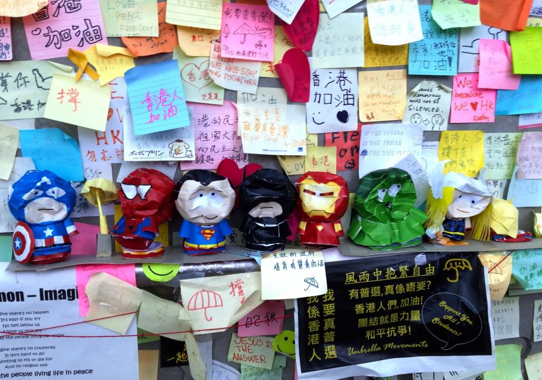 Support you Hong Kong