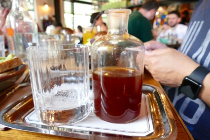Special filter coffee