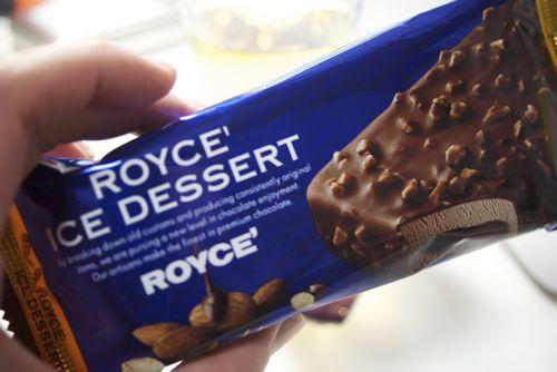 ROYCE' ICE DESSERT