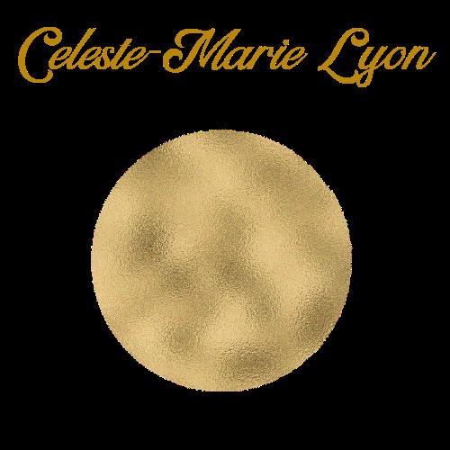 Clear moon logo for Celeste-Marie