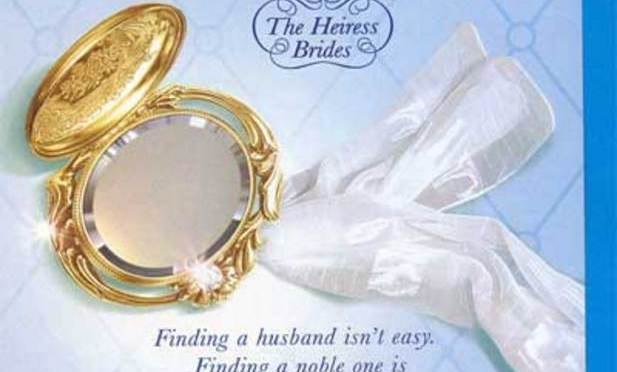 Desperately Seeking a Duke - The Heiress Brides - Book 1 - Cover