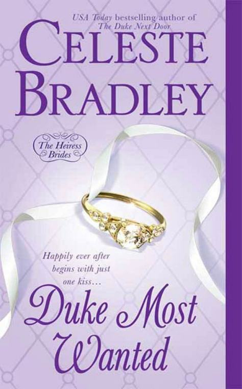 Duke Most Wanted - The Heiress Brides - Book 3 - Cover