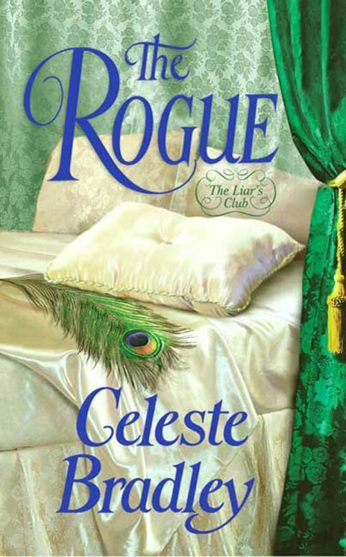 The Rogue - The Liar's Club - Book 5 - Cover