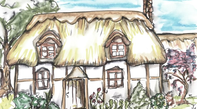 shropshire cottage