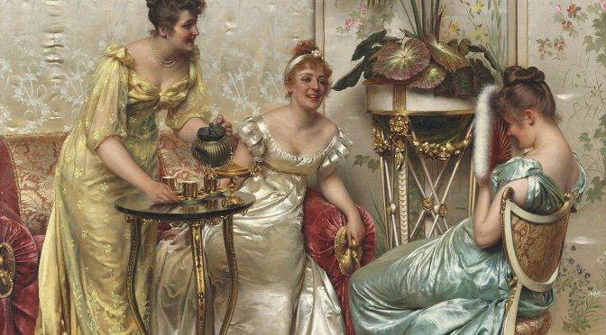 Regency Gossip
