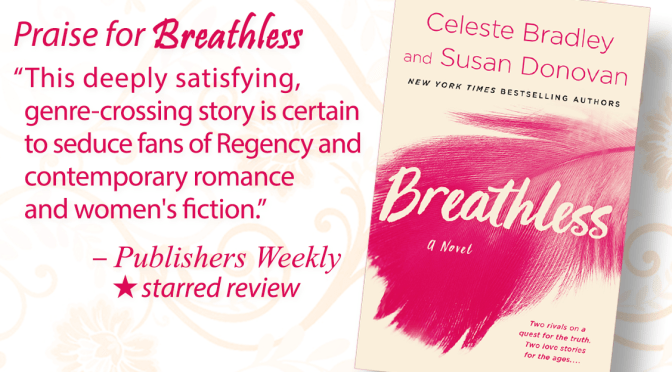 Breathless - a Courtesans Novel