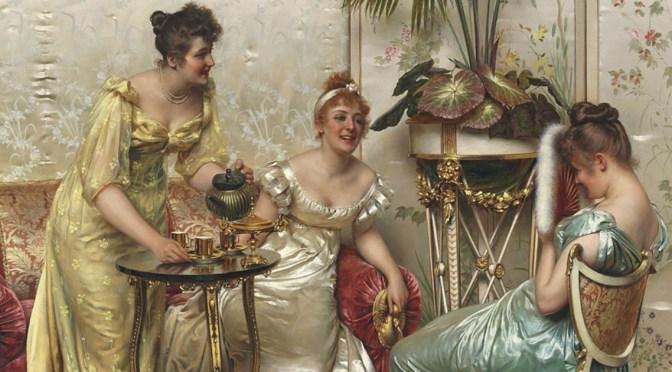Regency Gossip - Feature Image
