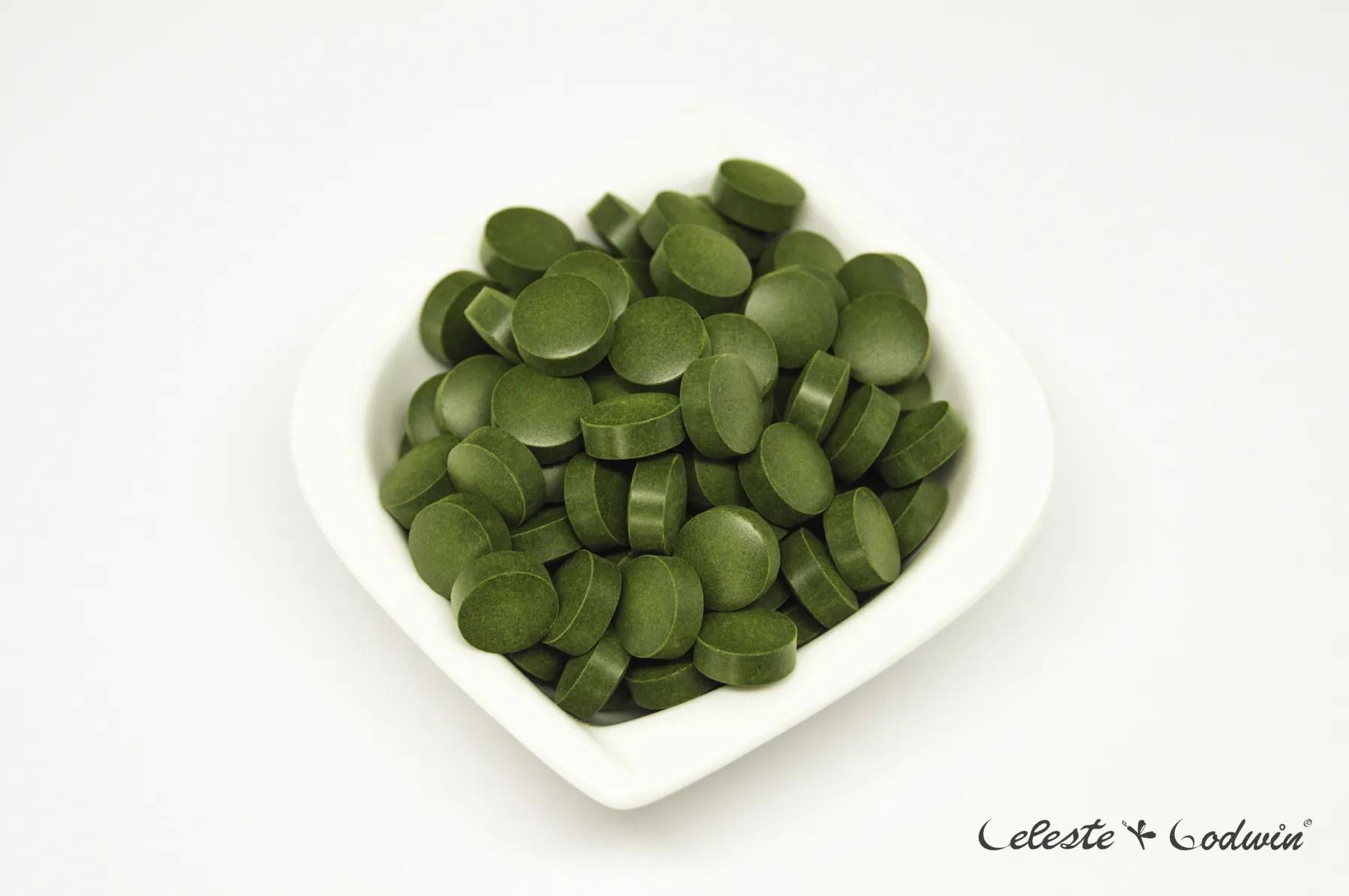 sun chlorella ajuta la pierderea in greutate