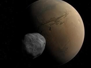 lune phobos