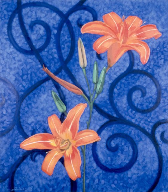 DAy of lillies