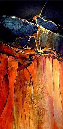 carol nelson abstract art
