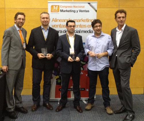 Premios Blogosfera del Marketing 2012